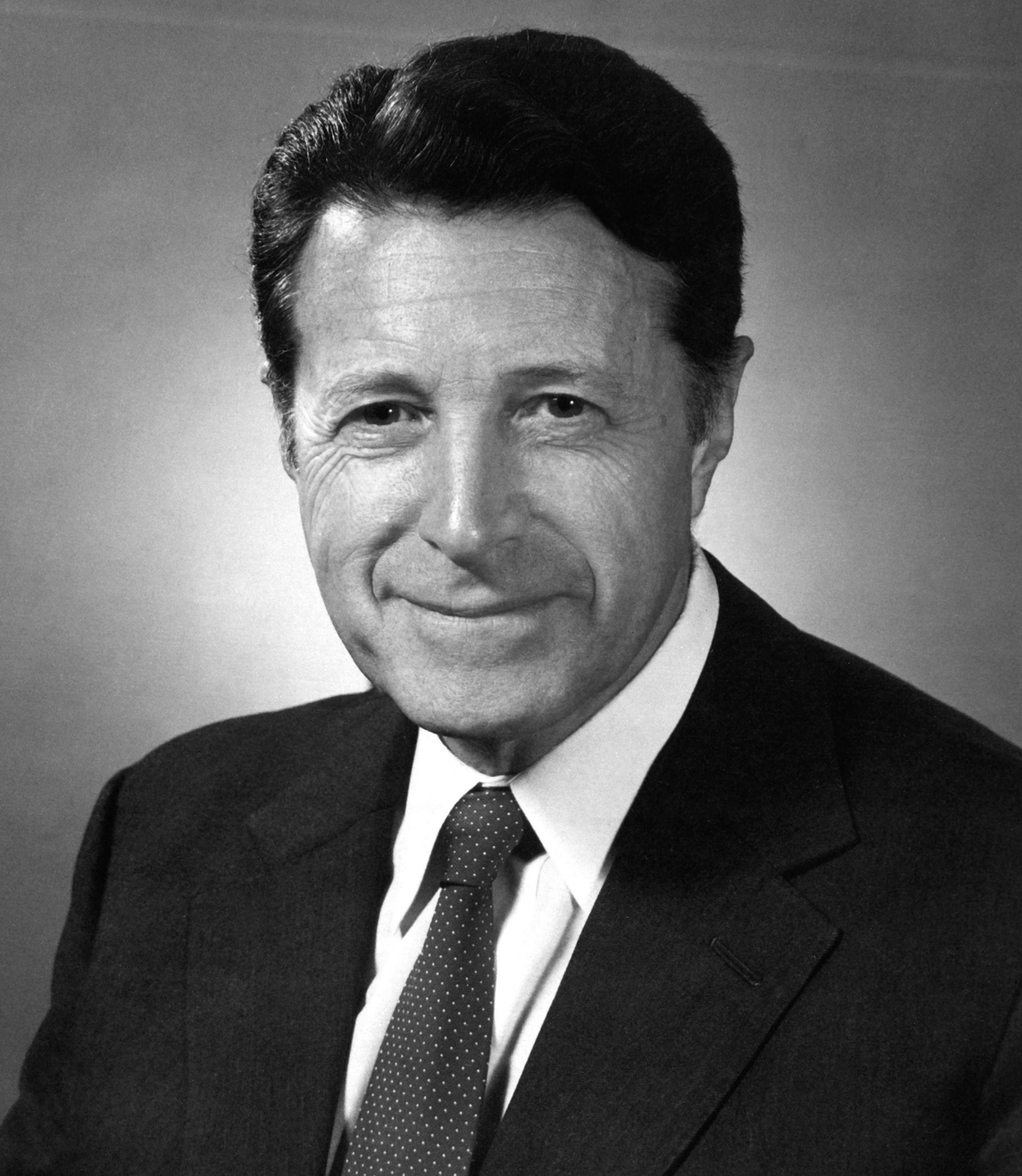 Caspar Weinberger - Chairman