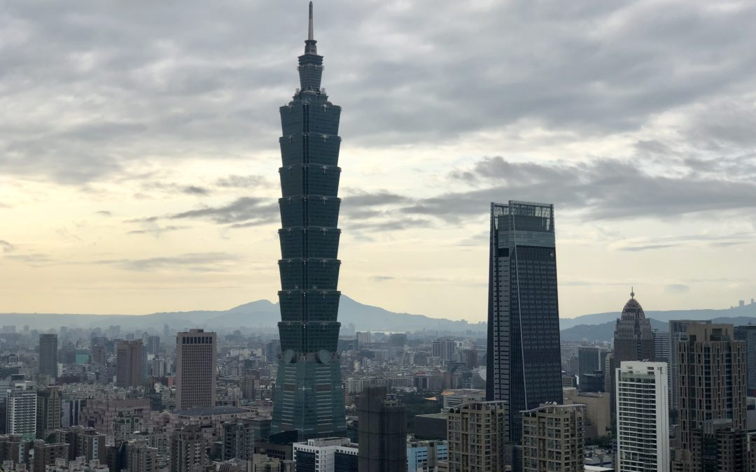 Council President Travels to Taiwan – November 2019