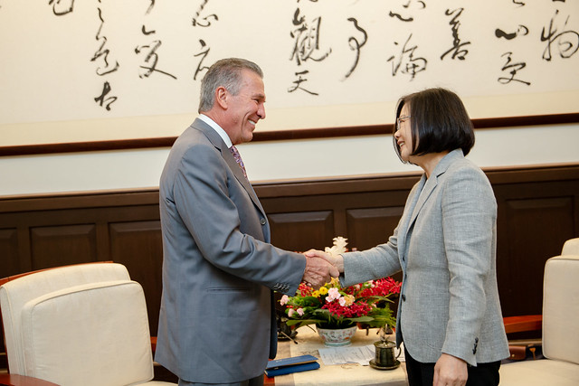 Council Chairman and Council President Travel to Taiwan – August 2019