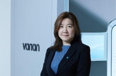 Christina Lin, Taiwan Country Manager, Varian Medical Systems, Inc.