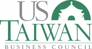 US-Taiwan Business Council Green Logo