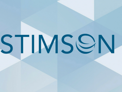 Council Vice President Speaks on US-Taiwan Trade at the Stimson Center