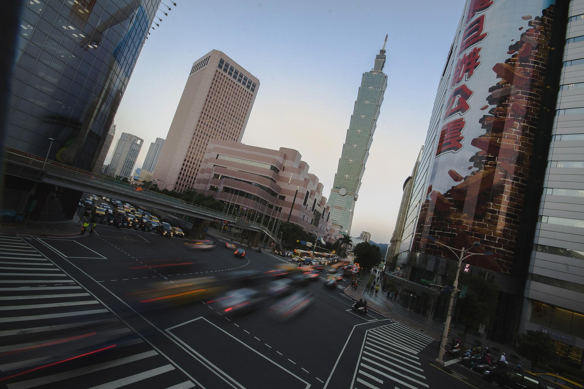 Taipei 101 Traffic